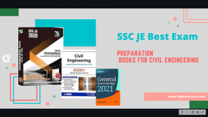 SSC JE Best Exam Preparation Books for Civil Engineering