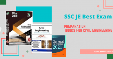 SSC JE Best Exam Preparation Books for Civil Engineering